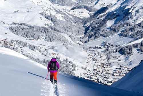 10 Resort Ski Termewah di Dunia 03 Lech-Zurs - Finansialku