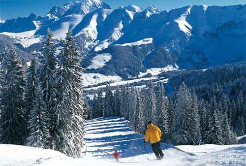 10 Resort Ski Termewah di Dunia 06 Megeve - Finansialku