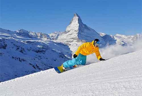 10 Resort Ski Termewah di Dunia 10 Zermatt - Finansialku