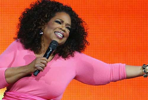 13 Kebiasaan Orang Sukses Di Malam Hari Sebelum Tidur 05 Oprah Winfrey Finansialku