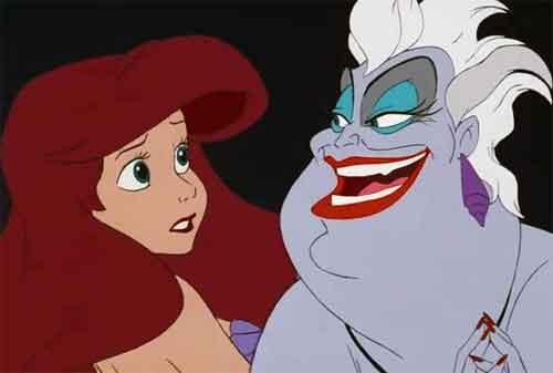 20 Pelajaran Keuangan dari Film Disney 05 The Little Mermaid - Finansialku