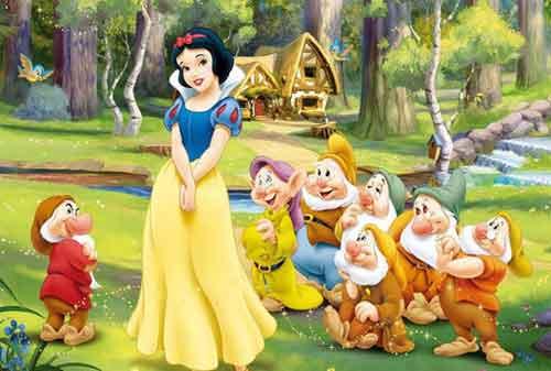 20 Pelajaran Keuangan dari Film Disney 10 Snow White - Finansialku