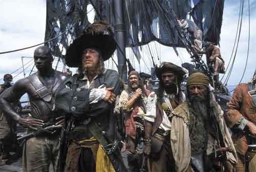 20 Pelajaran Keuangan dari Film Disney 17 Pirates of The Caribbean - Finansialku