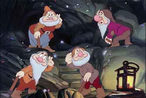 20 Pelajaran Keuangan dari Film Disney 18a Dwarfs - Finansialku
