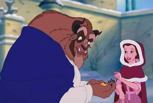 20 Pelajaran Keuangan dari Film Disney 20 Beauty and The Beast - Finansialku
