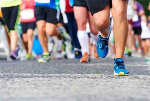 5 Langkah Mencapai Tujuan Keuangan Pribadi 02 Lari Marathon - Finansialku