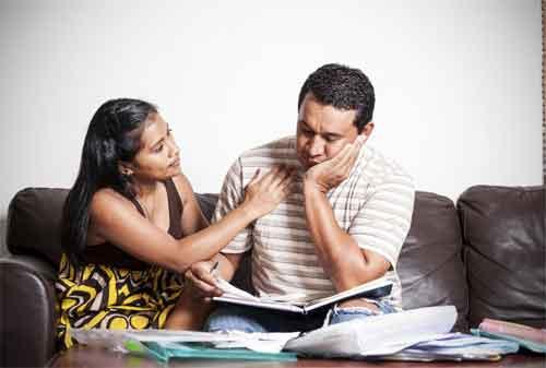 5 Tahun Menikah, Masih Sulit Mengatur Keuangan Banyak Utang dan Ga Bisa Nabung. Gimana Solusi Buat Keluarga Saya 01 Pasangan - Finansialku