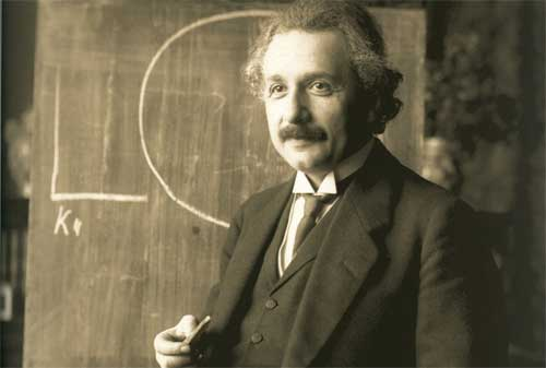 68 Kata-kata Motivasi Einstein 04 - Finansialku