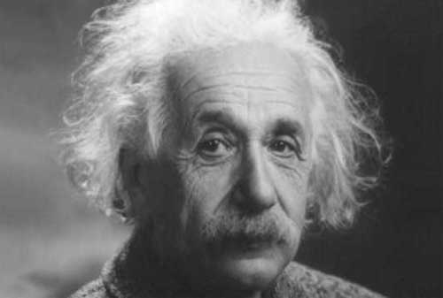 68 Kata-kata Motivasi Einstein 05 - Finansialku