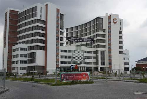 Biaya Kuliah Fakultas Kedokteran Swasta Universitas Katolik Widya Mandala
