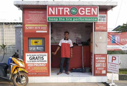Bisnis Franchise Green Nitrogen 01 Finansialku