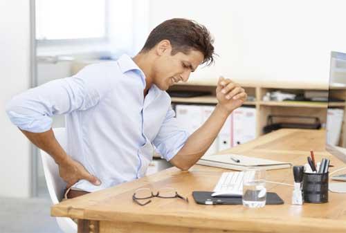 Cara Hidup Sehat Jika Sering Duduk 06 Sakit Pinggang - Finansialku