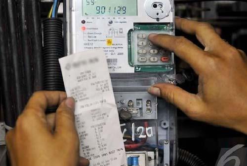 Cek Tagihan Listrik Online Meteran listrik Finansialku