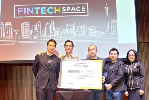 Fintech Space Kerja Sama Aftech dan UnionSpace 01 Finansialku