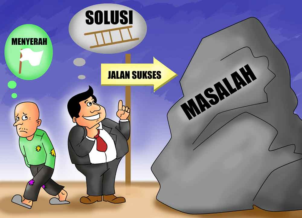 Ilustrasi Cerita Orang Sukses, Kaya dari Masalah Orang Lain dan Jadi Solusi untuk Orang Lain 02 - Finansialku