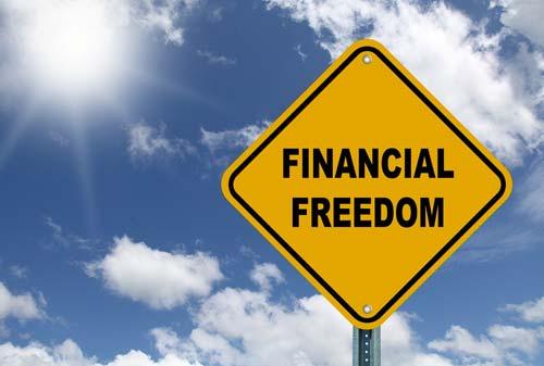 Inilah 4 Rahasia Financial Freedom - Kebebasan Keuangan Finansialku