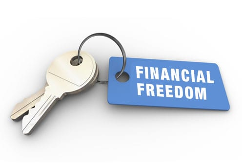Inilah 4 Rahasia Financial Freedom - Kunci Financial Freedom Finansialku