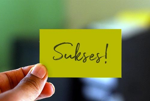 Image result for gambar sukses