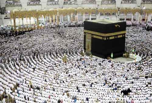 Arab Saudi Terapkan PPN 5%, Ongkos Naik Haji 2018 Naik