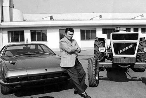 Kisah Sukses Pendiri Lamborghini 02 Finansialku
