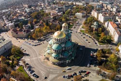 Liburan Murah ke Luar Negeri 04 Kota Sofia, Bulgaria - Finansialku
