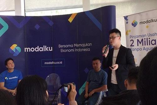 Modalku, Platform P2P Lending Akan Rangkul Industri UMKM yang Belum Memiliki Akses Kredit