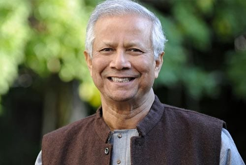 Pengusaha Sosial asal Bangladesh Muhammad Yunus 01 Finansialku