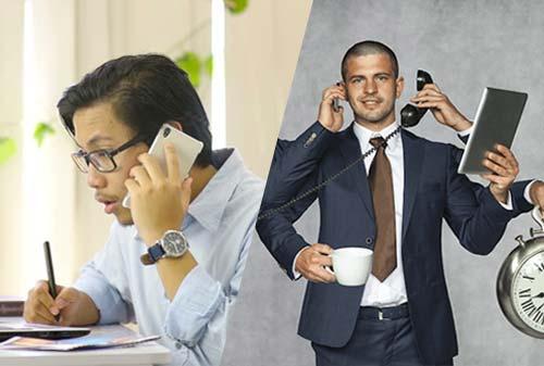Perbedaan Orang Produktif dan Sibuk Finansialku