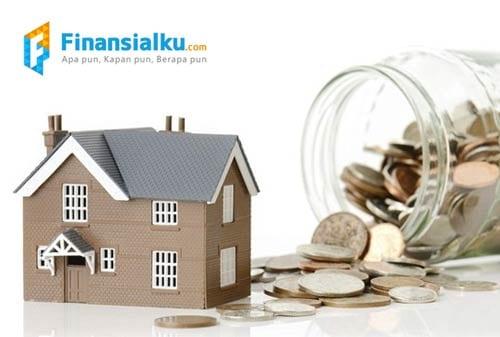 Rumah Minimalis Sederhana dengan Finansialku 01