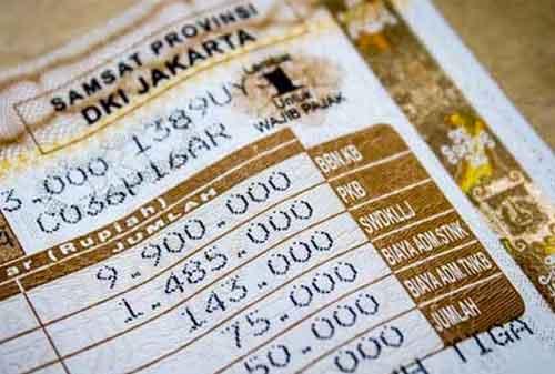 Sebelum Kredit Kendaraan, Cek Dulu Informasi Tentang Pajak Kendaraan 01 PKB STNK Finansialku