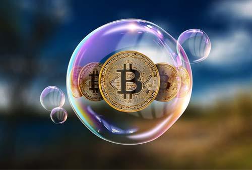 Sepak Terjang Mata Uang Digital di Mata Warren Buffett 03 Bitcoin Bubble Finansialku