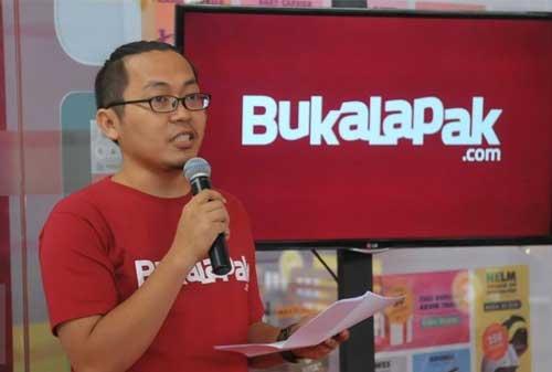 Startup Unicorn Achmad Zaky Bukalapak Finansialku