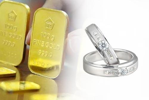 Investasi Emas Putih, Apakah Lebih Menguntungkan Dibanding Emas Batangan Biasa?