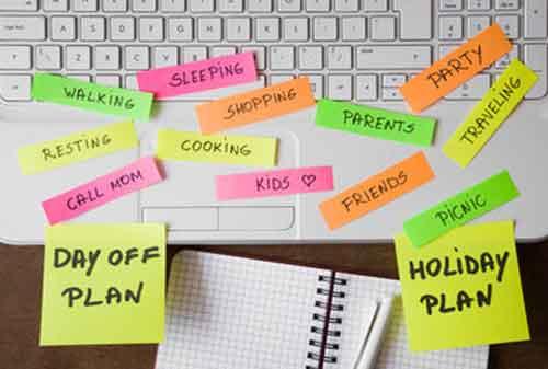 Ketahui 5 Tantangan Seorang Pemimpin yang Akan Anda Hadapi dan Bagaimana Cara Menghadapinya 02 To Do List - Finansialku