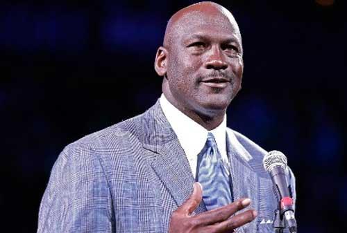 Kisah Sukses Michael Jordan, Pemain Basket Kawakan 01 - Finansialku