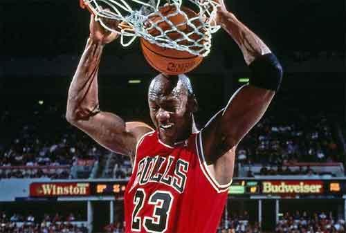 Kisah Sukses Michael Jordan, Pemain Basket Kawakan 02 - Finansialku