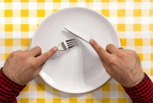 Lakukan Diet Makanan 04 Puasa - Finansialku