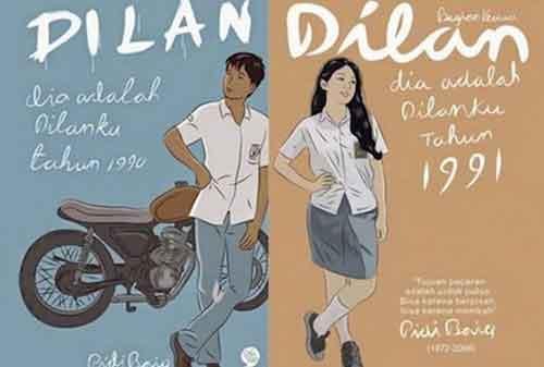 Parodi Film dan Novel Dilan 1990 05 - Finansialku