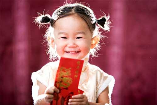 Pengeluaran untuk Mempersiapkan Perayaan Tahun Baru Imlek 2018 04 Angpao - Finansialku
