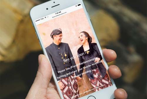 10 Inspirasi Undangan Pernikahan Digital Unik untuk Pasangan Muda