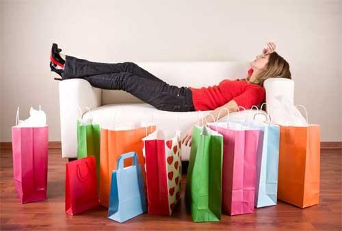 Cara Membantu Teman Shopaholic 02 Belanja - Finansialku
