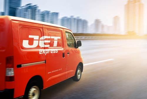 Waralaba JET Express Finansialku