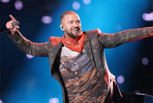 Kata-kata Mutiara Justin Timberlake 05 - Finansialku
