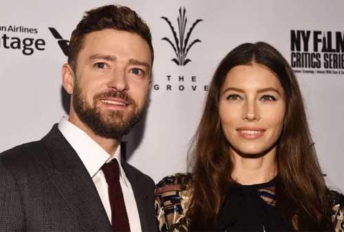 Kata-kata Mutiara Justin Timberlake 06 Jessica Biel - Finansialku