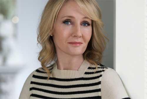 Kisah Sukses JK Rowling 02 - Finansialku