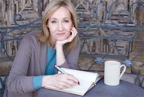 Kisah Sukses JK Rowling 06 - Finansialku