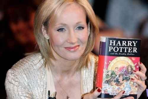 Kisah Sukses JK Rowling 07 - Finansialku