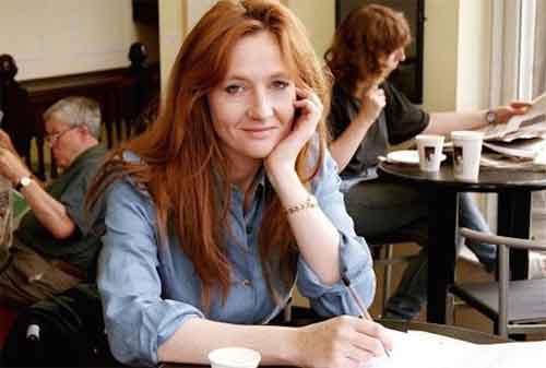 Kisah Sukses JK Rowling 08 - Finansialku