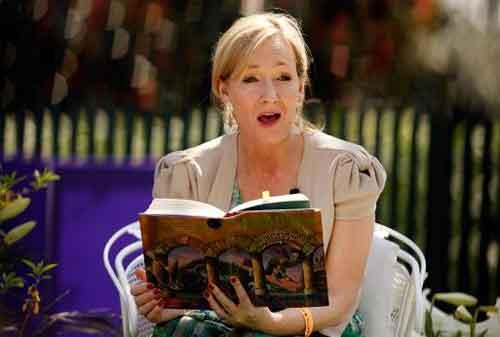 Kisah Sukses JK Rowling 09 - Finansialku