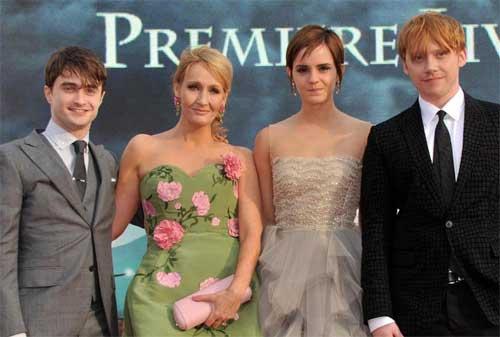 Kisah Sukses JK Rowling 10 - Finansialku